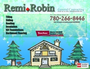 Remi Robin General Contractor`s company