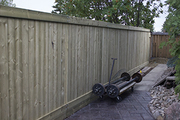 Custom Fence and Deck services in Edmonton