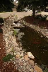 Install Water Features in Edmonton