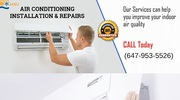 Air Conditioning Repair and Installation Toronto