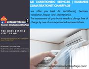 Air Conditioning Services |Rosemere Climatisation et chauffage