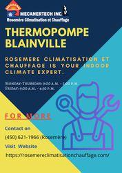 THERMOPOMPE  BLAINVILLE