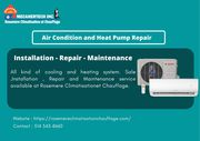 Air Condition and Heat Pump Repair | Climatisation Rosemère