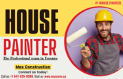 House Painter – The Professional Team in Toronto